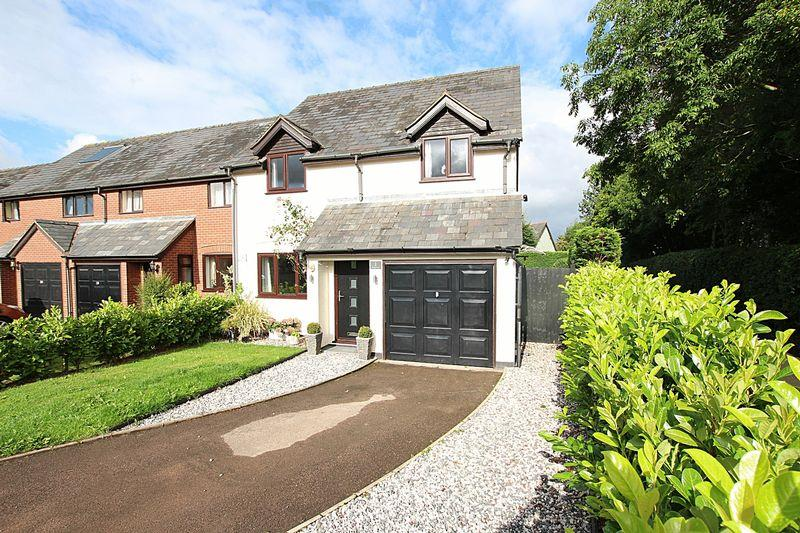 3 Bedrooms End Of Terrace House for sale in FOWNHOPE