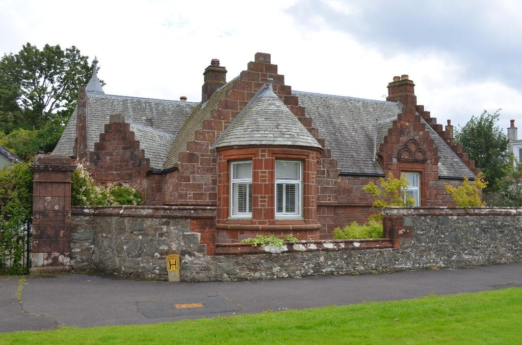 3 Bedrooms Detached House for sale in Rhu Road Lower, Helensburgh, Argyll Bute, G84 8QD