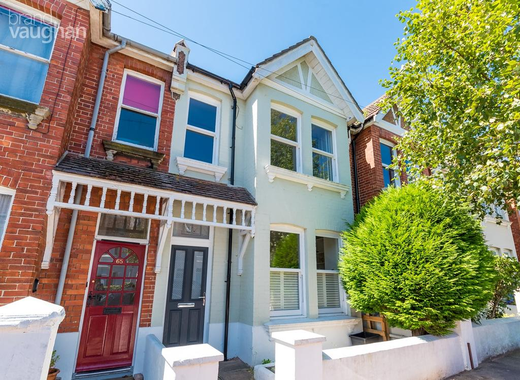 4 Bedrooms Terraced House for sale in Maldon Road, Brighton, BN1