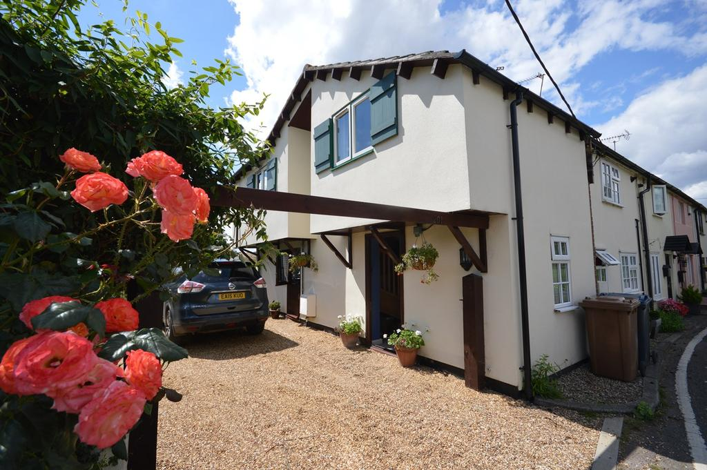 3 Bedrooms End Of Terrace House for sale in West Road, Sawbridgeworth, CM21