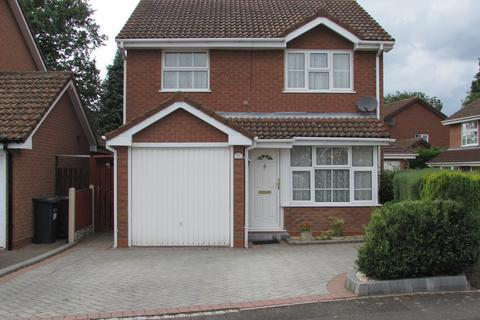 3 bedroom detached house for sale - Winthorpe Drive, Solihull