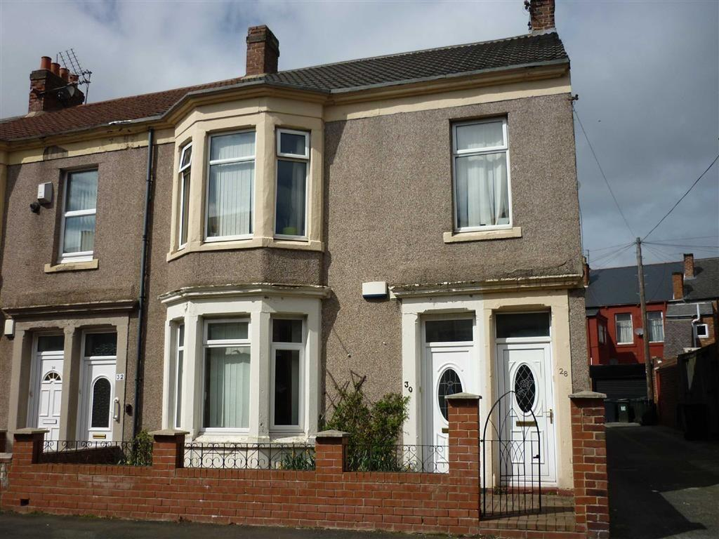 2 Bedrooms Flat for sale in Hopper Street West, North Shields