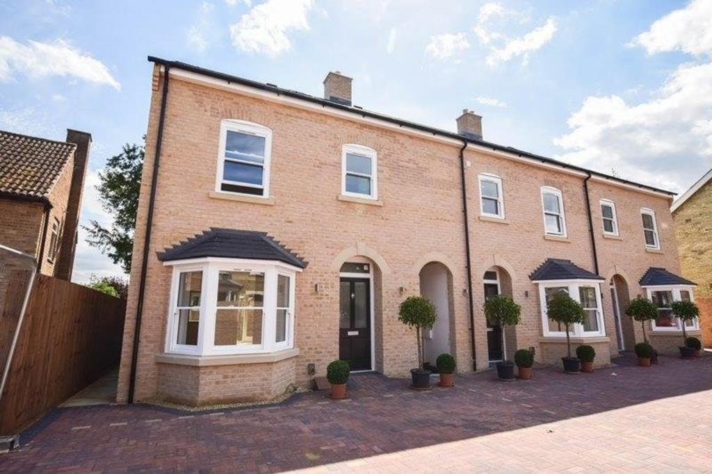 4 Bedrooms Link Detached House for sale in White Hart Lane, Soham