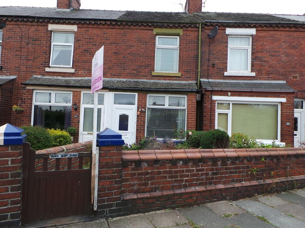 2 Bedrooms Terraced House for sale in Foundry Street, Barrow-in-Furness LA14 2BB