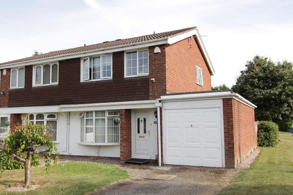 3 Bedrooms Semi Detached House for sale in Cottage Farm Road, Two Gates