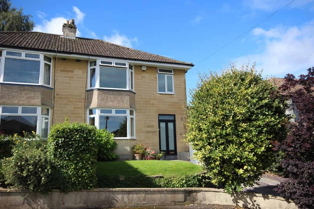 3 Bedrooms Semi Detached House for sale in Tyning End, Widcombe, Bath