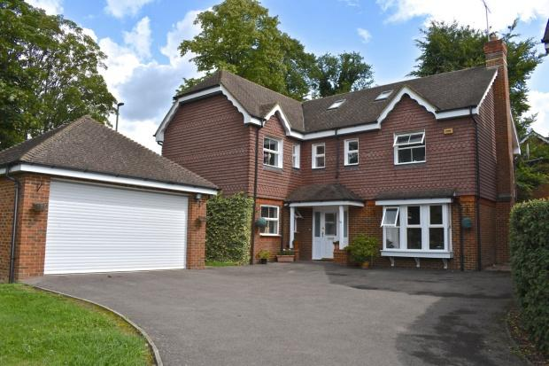 5 Bedrooms Detached House for sale in Quarry Gardens, Leatherhead, KT22