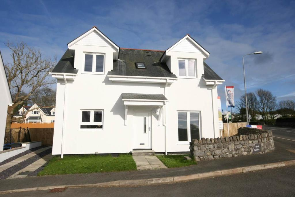 3 Bedrooms Detached House for sale in 6 Herb Garden, Pentre Berw, LL60 6AJ