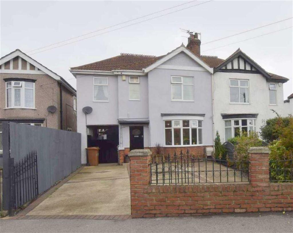 4 Bedrooms Semi Detached House for sale in Clee Road, Grimsby, North East Lincolnshire