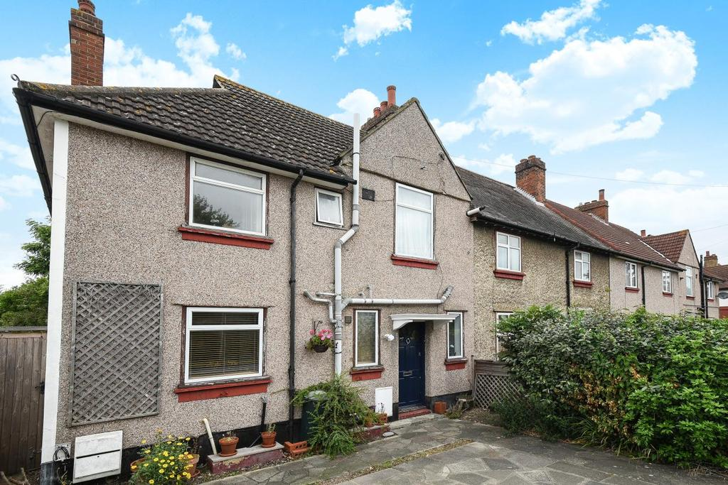 3 Bedrooms End Of Terrace House for sale in Magpie Hall Lane, Bromley