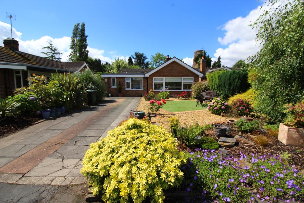 3 Bedrooms Detached Bungalow for sale in Conery Gardens, Whatton In The Vale NG13