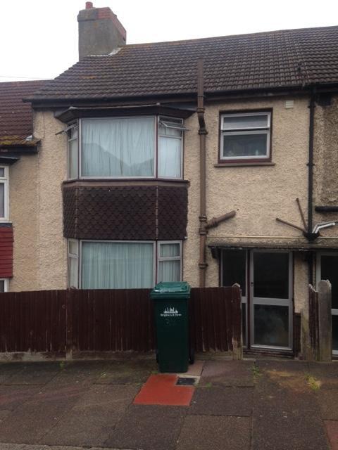 3 Bedrooms Terraced House for rent in Baden Road, Brighton BN2