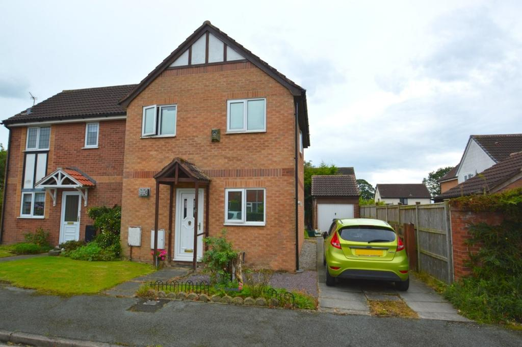 3 Bedrooms Semi Detached House for sale in Edenfield Close, Mobberley, Knutsford