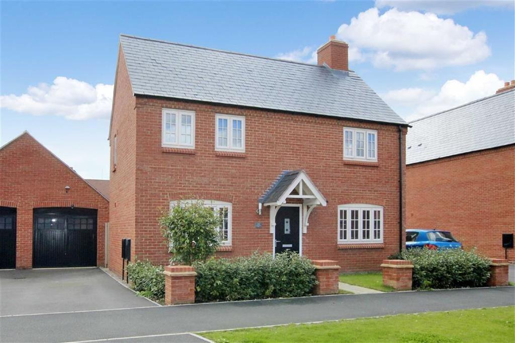 3 Bedrooms Detached House for sale in 34, Poppyfields Way, Brackley