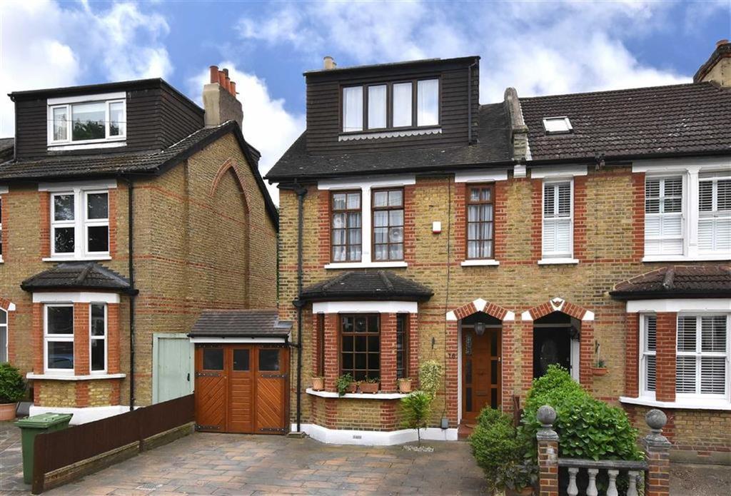 4 Bedrooms Semi Detached House for sale in Blakeney Avenue, Beckenham, Kent