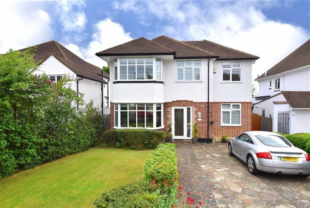 5 Bedrooms Detached House for sale in Malmains Way, Beckenham, Kent