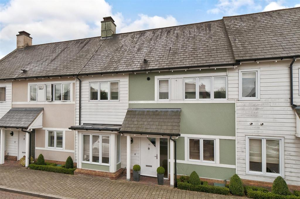 3 Bedrooms Terraced House for sale in Milton Lane, Kings Hill, ME19 4HP
