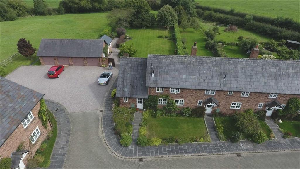 3 Bedrooms Barn Conversion Character Property for sale in Pear Tree Farm Cottages, Davenham Road