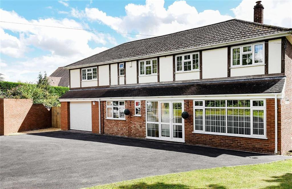 4 Bedrooms Detached House for sale in Hampton Park Road, HAMPTON PARK, Hereford