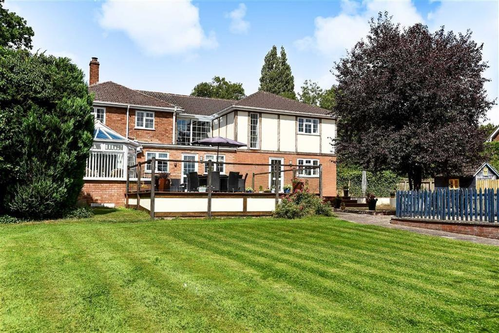 6 Bedrooms Detached House for sale in Hampton Park Road, HAMPTON PARK, Hereford