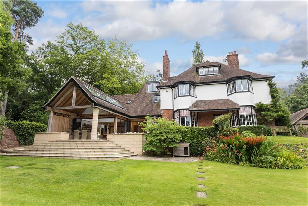6 Bedrooms Detached House for sale in Congleton Road, ALDERLEY EDGE, Alderley Edge
