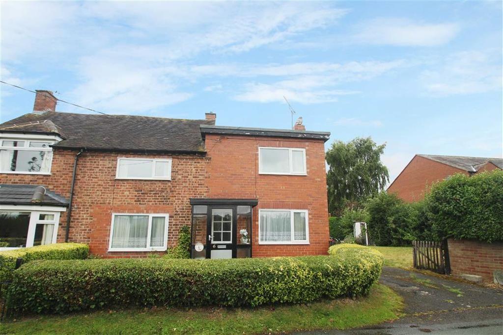 3 Bedrooms Semi Detached House for sale in Racecourse Lane, Bicton Heath, Shrewsbury