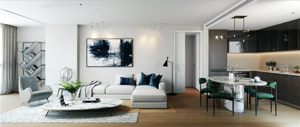 1 Bedroom Flat for sale in Long Street, London, E2