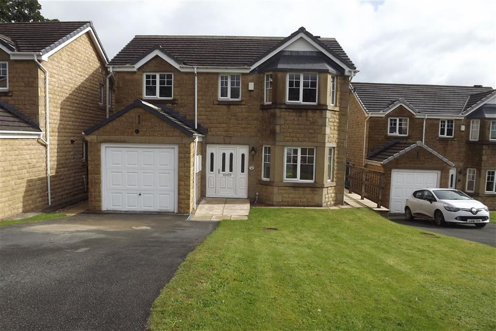 4 Bedrooms Detached House for sale in Vicarage Drive, Meltham, Holmfirth, HD9