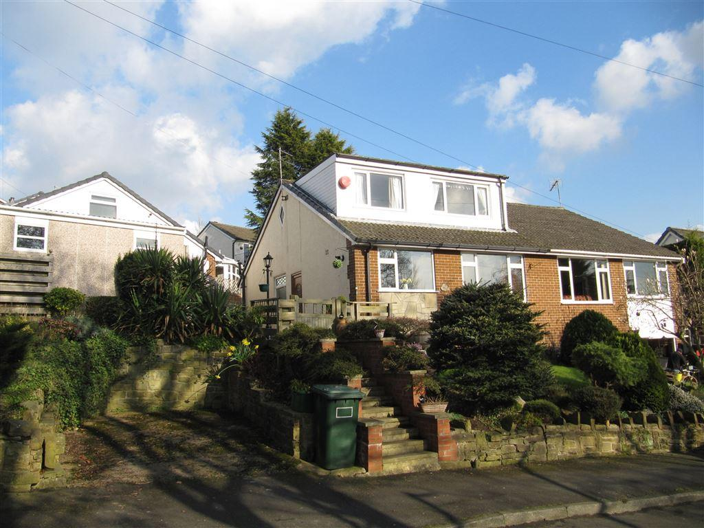4 Bedrooms Semi Detached House for sale in Lower Hall Crescent, Huddersfield