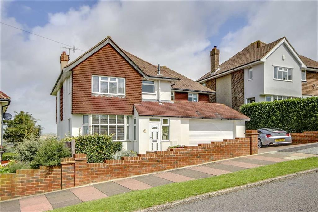 4 Bedrooms Detached House for sale in Hill Rise, Seaford