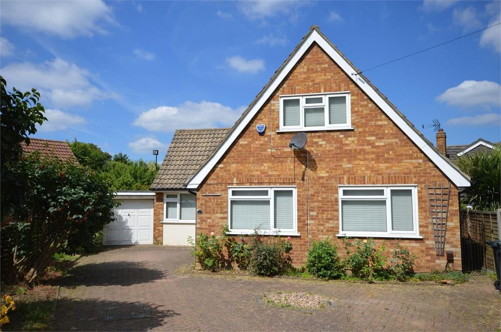 4 Bedrooms Detached House for sale in Homefield Close, EPPING, CM16