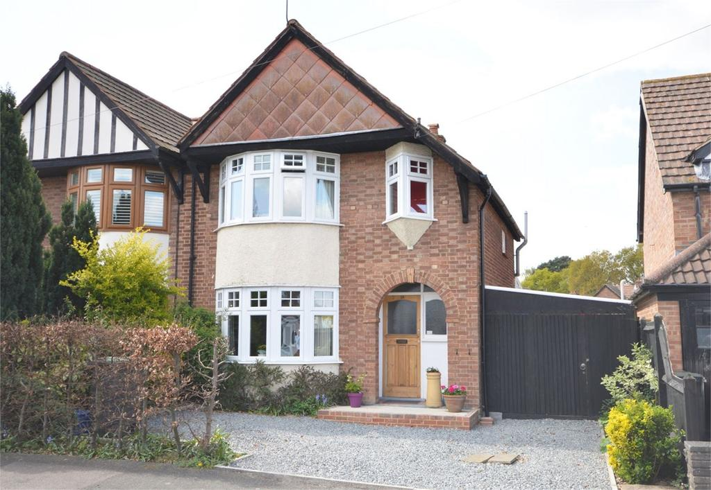 3 Bedrooms Semi Detached House for sale in St Albans Road, Coopersale, CM16