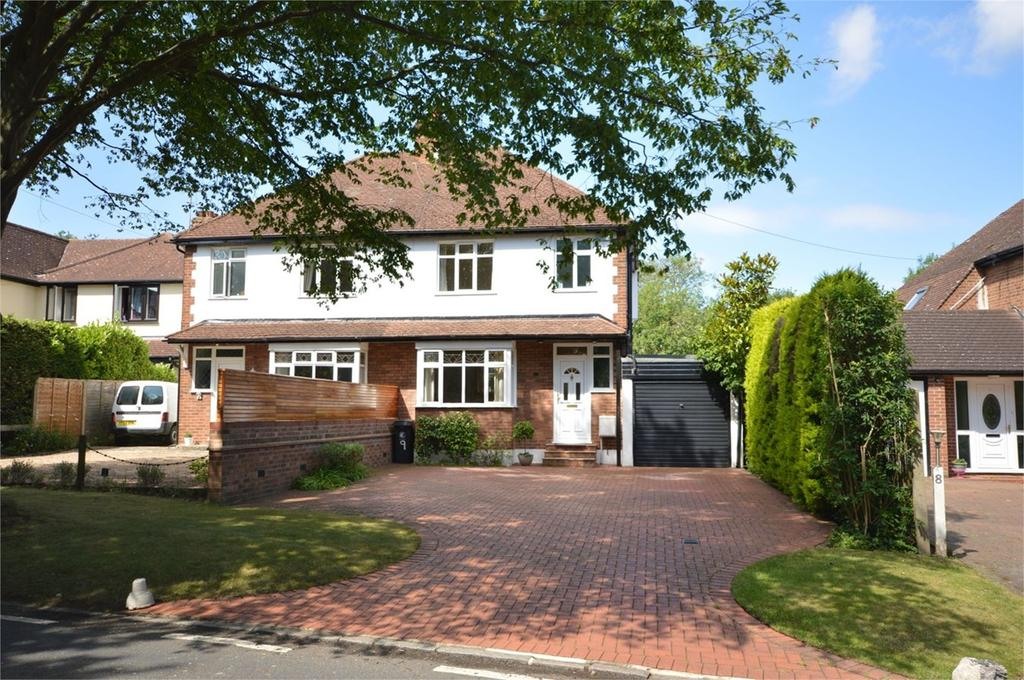 3 Bedrooms Semi Detached House for sale in 9 Epping Green Road, Epping Green, EPPING, CM16