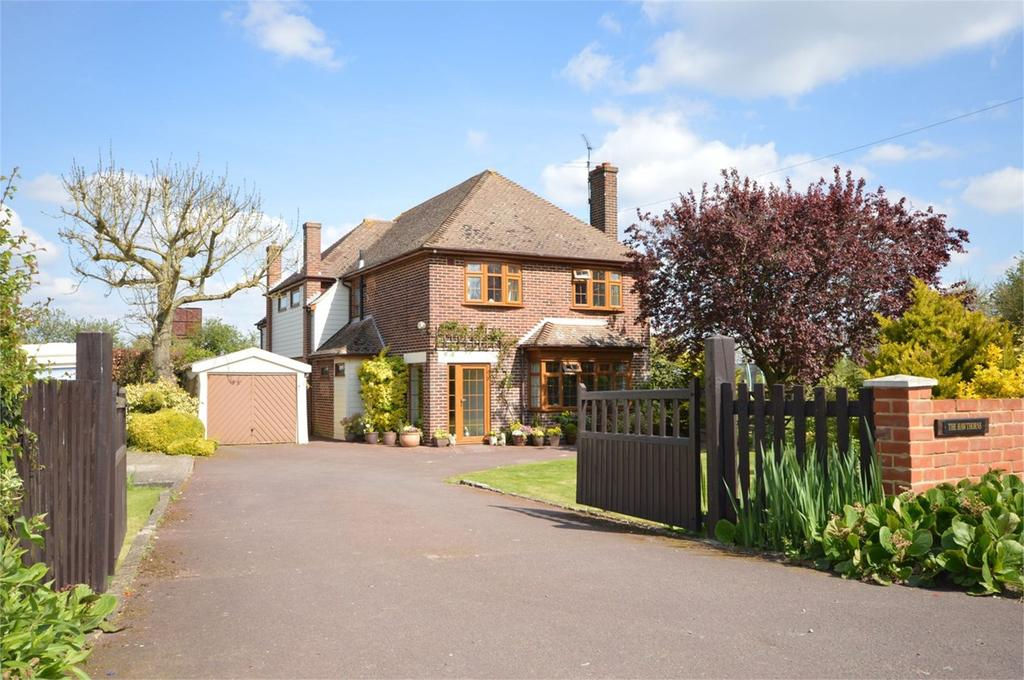 4 Bedrooms Detached House for sale in Vicarage Lane, North Weald, EPPING, CM16