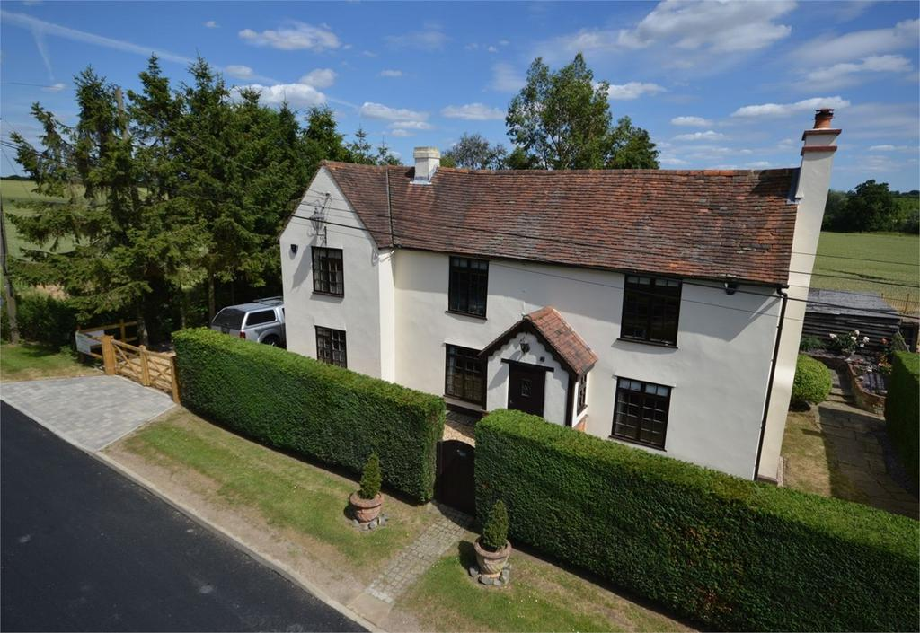 4 Bedrooms Detached House for sale in Weald Bridge Road, North Weald, EPPING, CM16