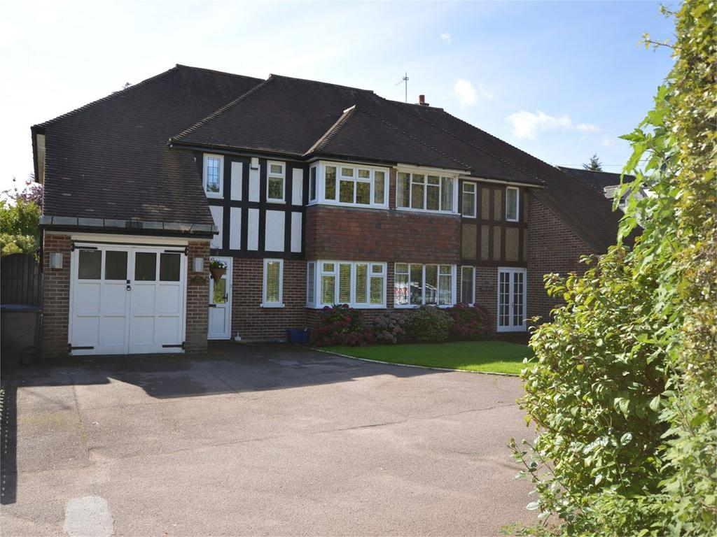 4 Bedrooms Semi Detached House for sale in Coppice Row, Theydon Bois, Epping, CM16