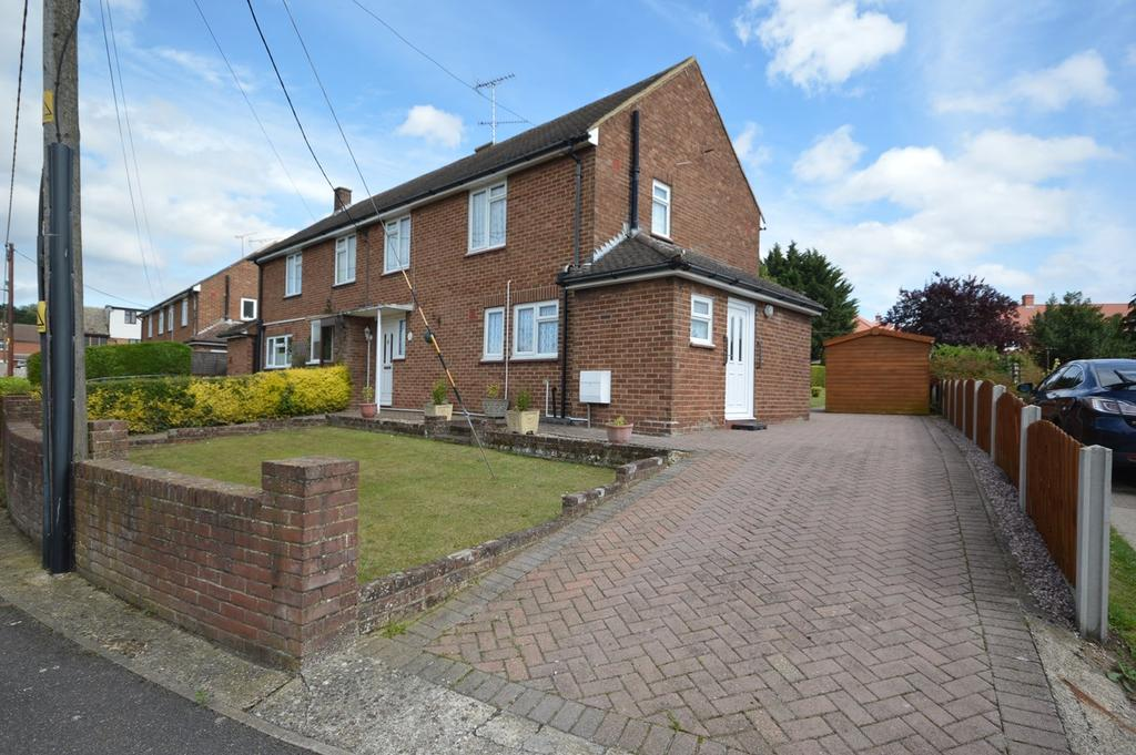 3 Bedrooms Semi Detached House for sale in St Edmunds Fields, DUNMOW, CM6