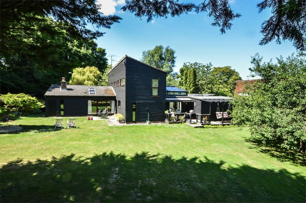 4 Bedrooms Detached House for sale in Parkway, Shudy Camps, Cambridge, CB21