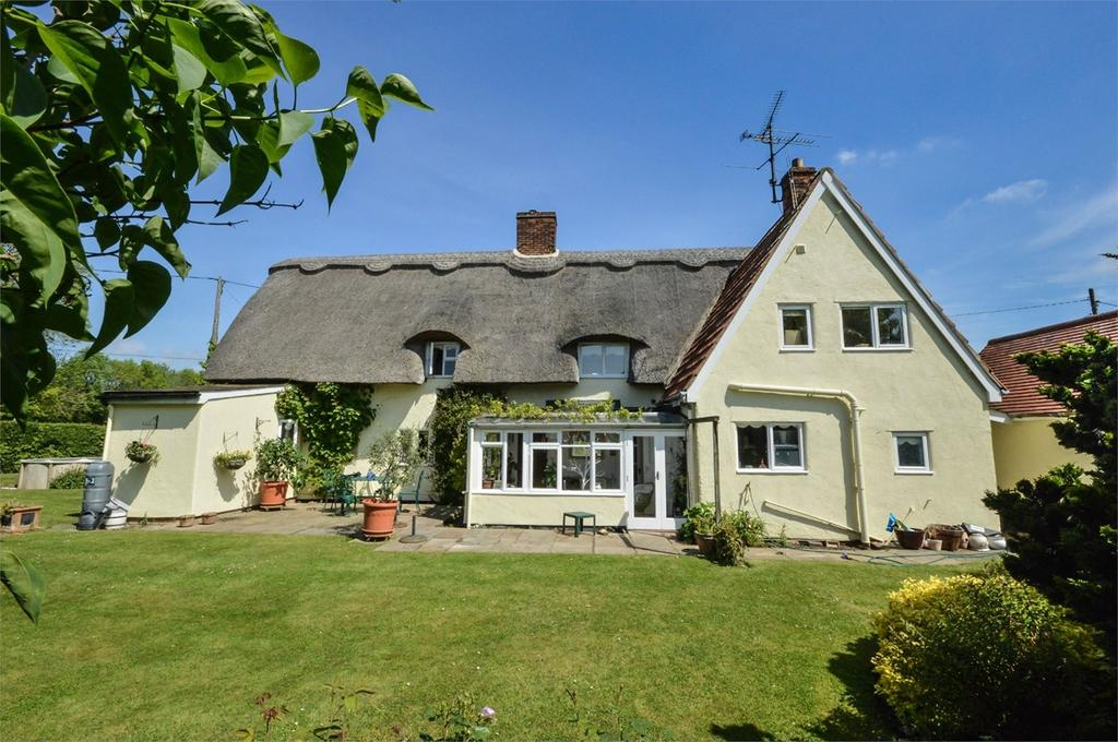 4 Bedrooms Detached House for sale in Walden Road, Radwinter, Saffron Walden, CB10