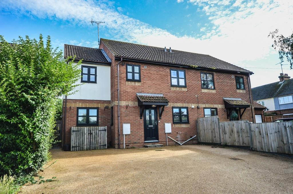 4 Bedrooms Semi Detached House for sale in Cromwell Road, Saffron Walden, CB11