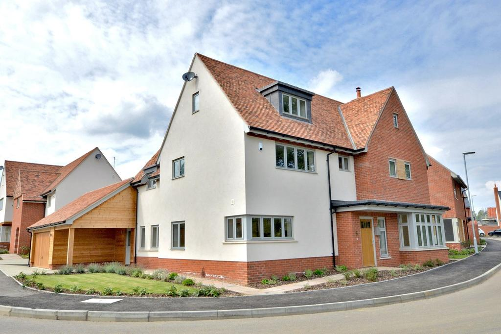 5 Bedrooms Detached House for sale in Gillon Way, Radwinter, Nr Saffron Walden, CB10