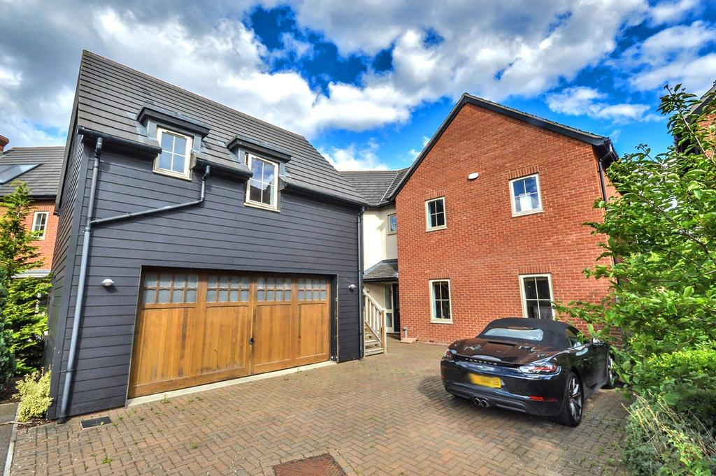 5 Bedrooms Detached House for sale in Sampford Road, Thaxted , Nr Great Dunmow, CM6