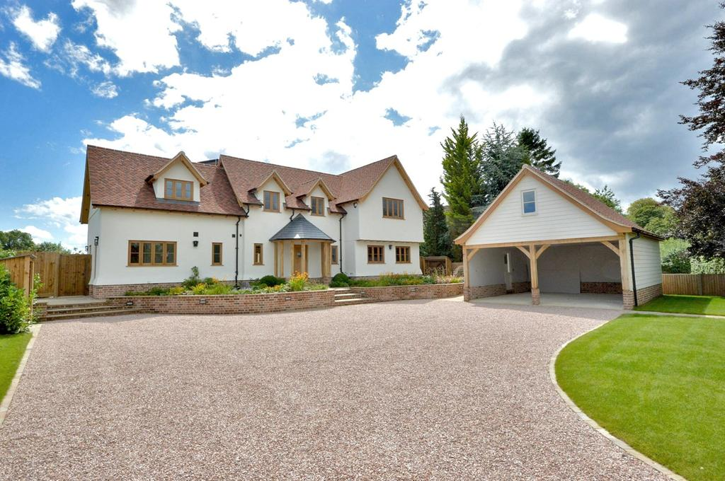 5 Bedrooms Detached House for sale in Hill Green, Clavering, Nr Saffron Walden, CB11