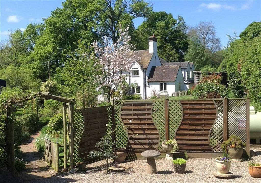 4 Bedrooms Detached House for sale in Barland Cottage, The Common, Chelmarsh, Bridgnorth, Shropshire, WV16