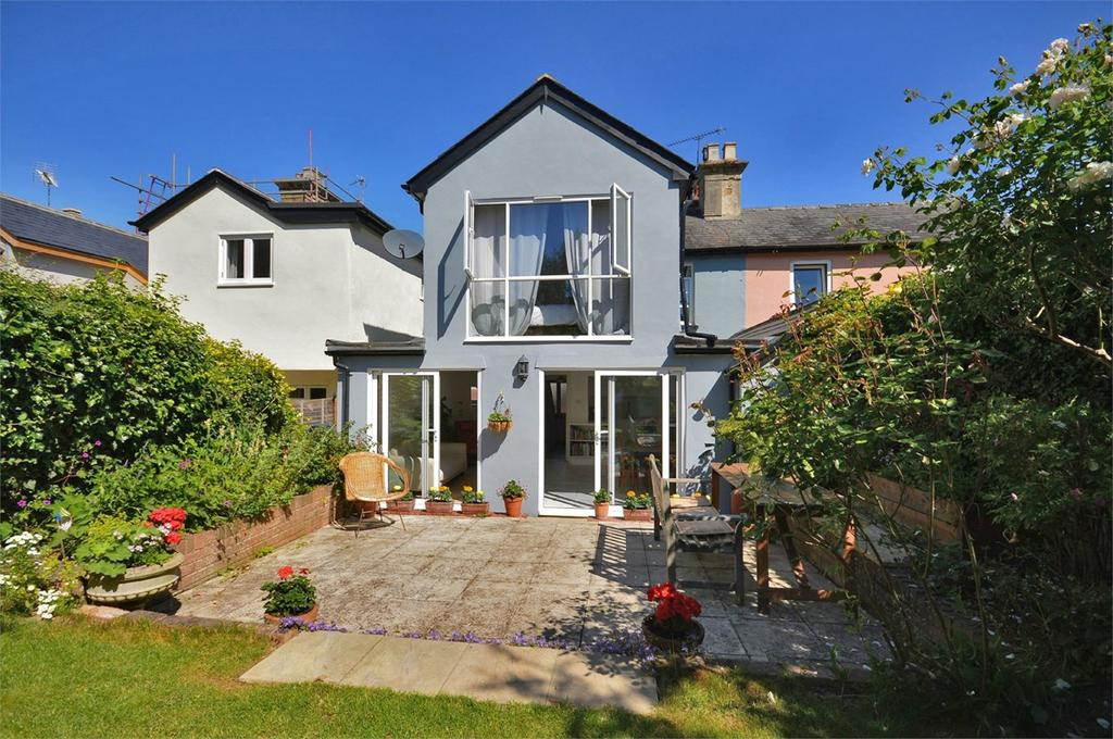 3 Bedrooms Semi Detached House for sale in West Road, Saffron Walden, CB11