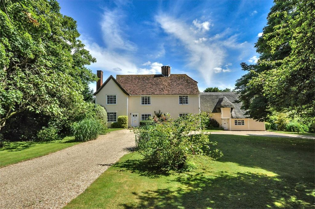 5 Bedrooms Detached House for sale in The Pightle, Finchingfield, Nr Braintree, CM7