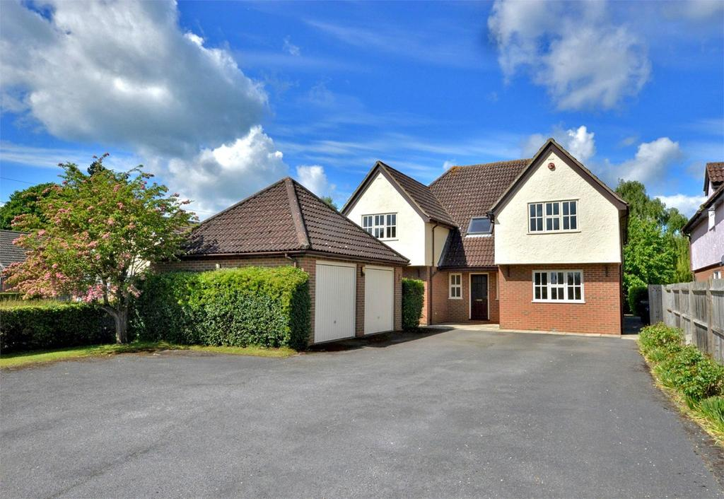 5 Bedrooms Detached House for sale in Walden Road, Sewards End, Nr Saffron Walden, CB10