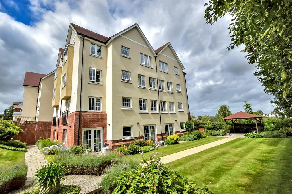 1 Bedroom Ground Flat for sale in Gabriel Court, South Road, Saffron Walden, CB11