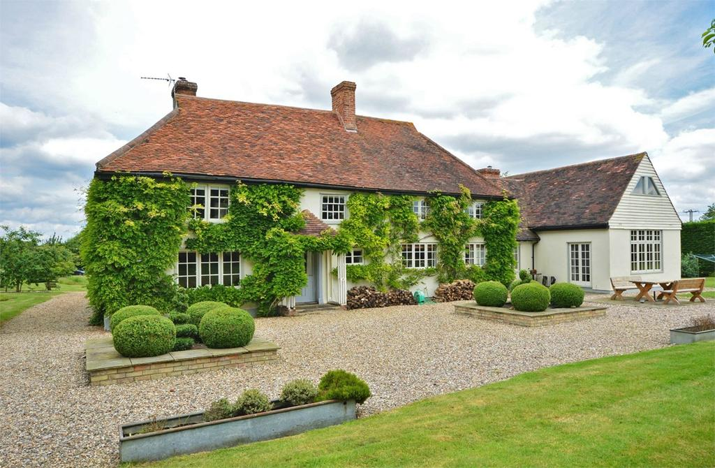 5 Bedrooms Detached House for sale in Tindon End, Wimbish, Nr Saffron Walden, CB10