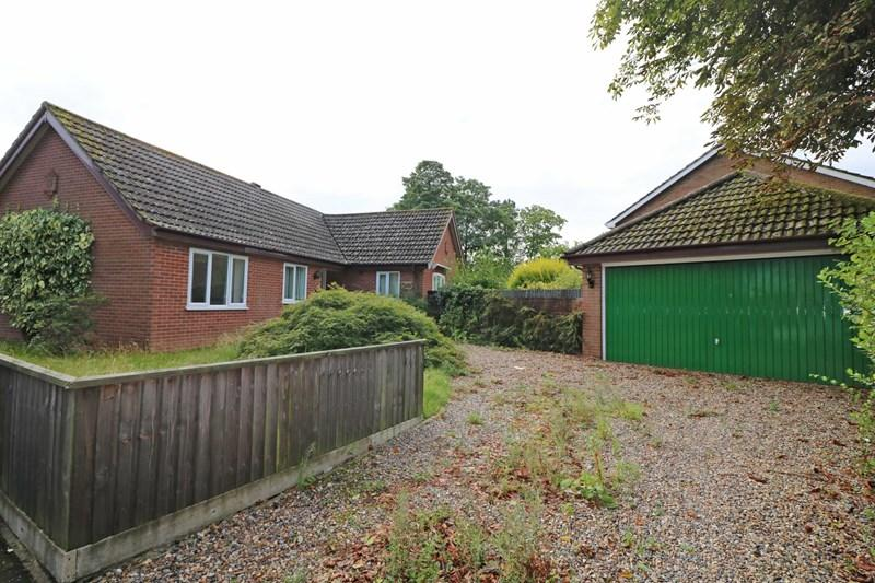 4 Bedrooms Detached Bungalow for sale in Beechwood Court, Wymondham